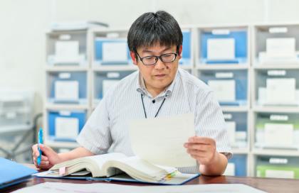 用地調査管理等業務(2013年入社)