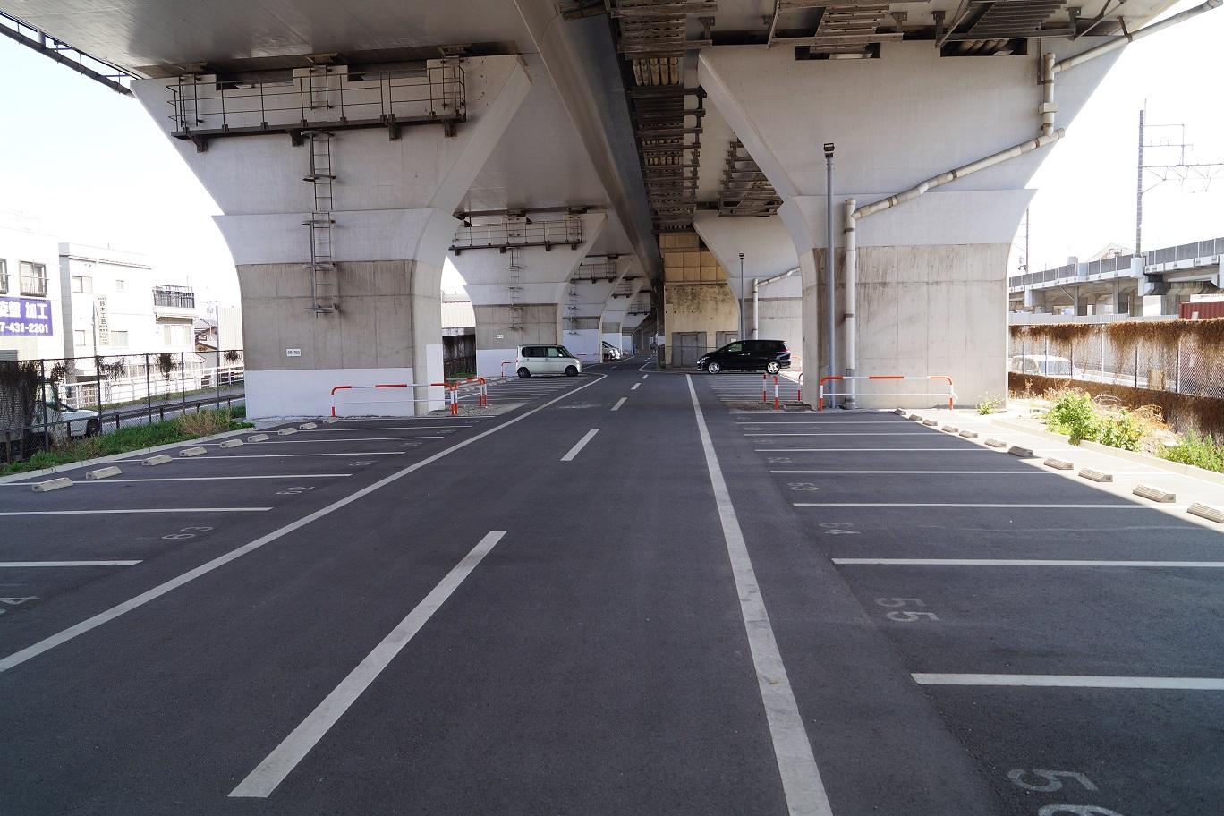 東関東道 栄町駐車場